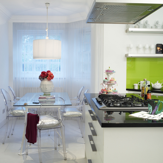Modern Kitchen Interior and Decorations