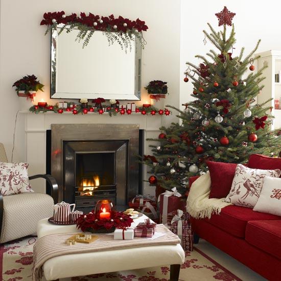 Рождество в кругу семьи - отличная идея.