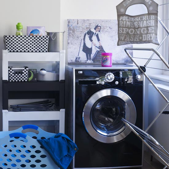 Modern Laundry Rooms Design