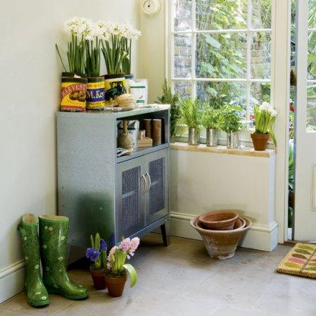 garden hallway