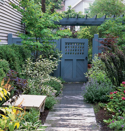 Garden scheme