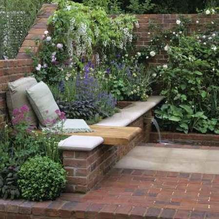 Hampton Court Palace Flower Show Garden
