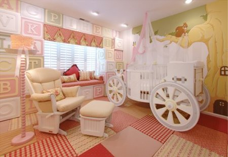 roomenvy - children's nursery