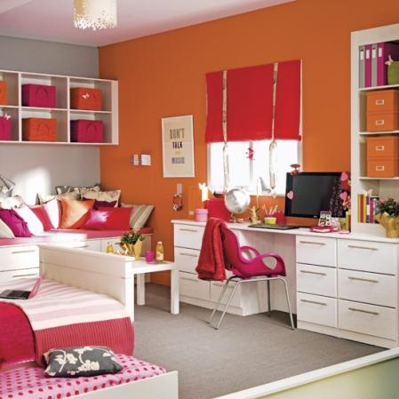 funky children's bedroom