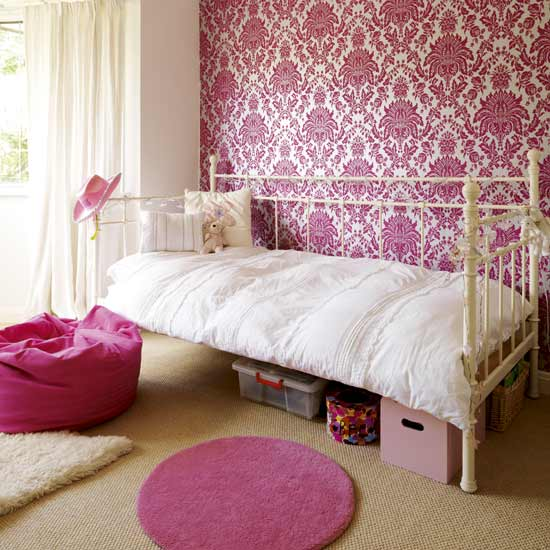 Paint Ideas For Girls Bedrooms. Girls Bedroom Decorating Ideas