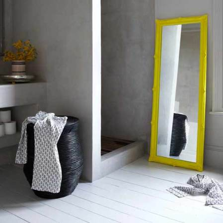 grey shower room - housetohome