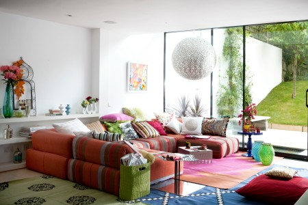 roomenvy - Moroccan-style living room
