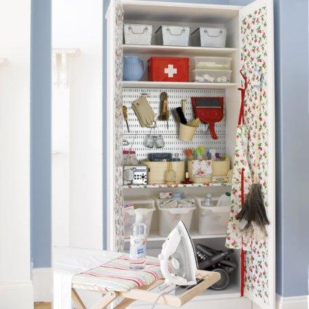 roomenvy - kitchen alcove storage