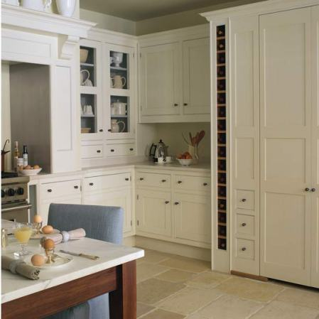 roomenvy - shaker kitchens for country bumpkins