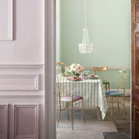 Candy Colours and Pastel Home Decorations