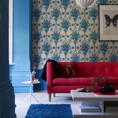 roomenvy - two-colour living room scheme