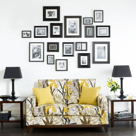 roomenvy - a touch of mellow yellow
