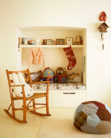 roomenvy - cute children's room storage idea