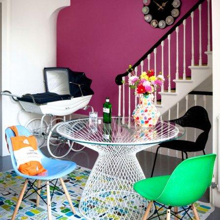 roomenvy - retro furniture dining room