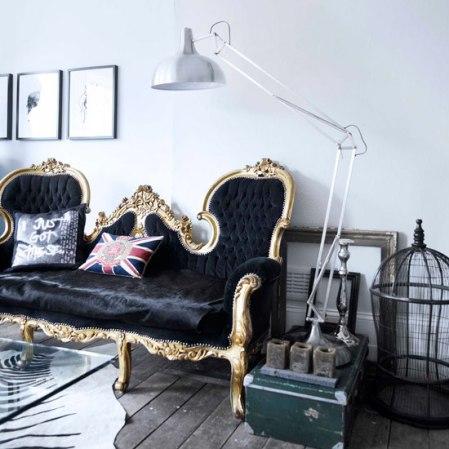 room envy - eclectic living room furniture