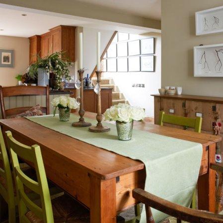 roomenvy - basement kitchen-diner