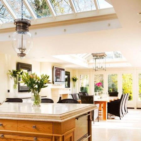 room envy - spacious kitchen-diner