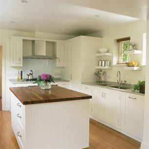 roomenvy - shaker-style kitchen