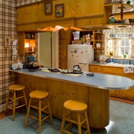 roomenvy - Mad Men kitchen