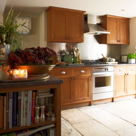 roomenvy - chunky country kitchen