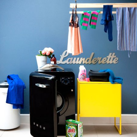roomenvy - 1950s laundry room