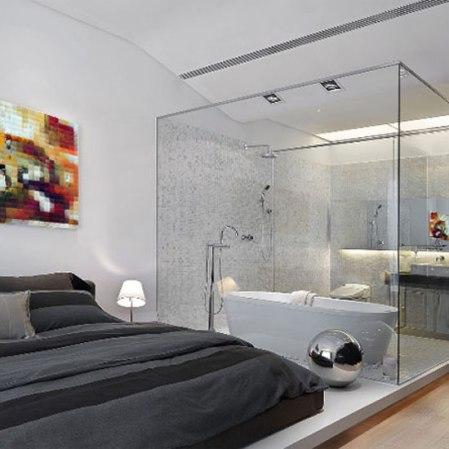 room envy - fish bowl bathroom