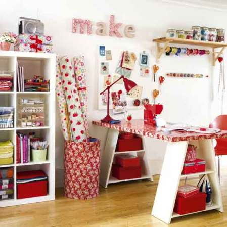room envy - my dream craft space