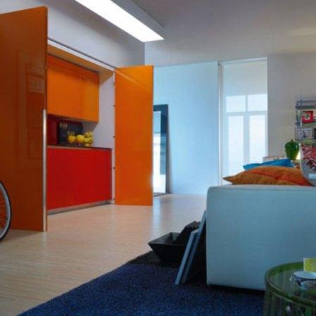 room envy - neon kitchen
