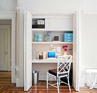 roomenvy - neat and tidy hidden home office