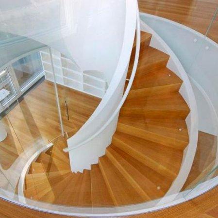 roomenvy - sexy spiral staircase