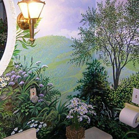 roomenvy - garden toilet