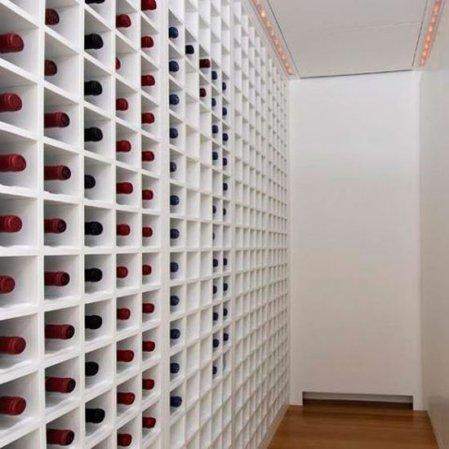 roomenvy - massive wine cellar
