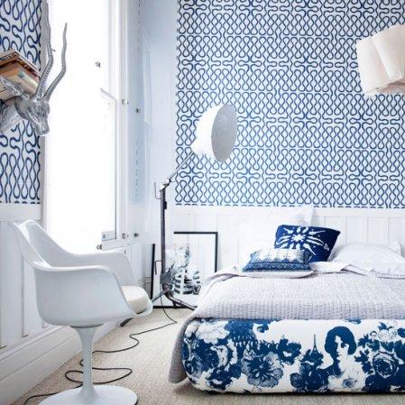 roomenvy - calming chic bedroom