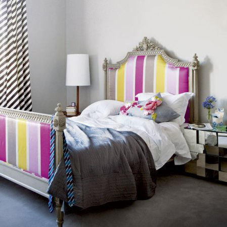 roomenvy - candy stripes bedroom