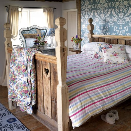 roomenvy - country-style bedroom