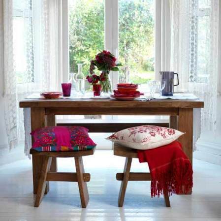 roomenvy - folk-style country dining room