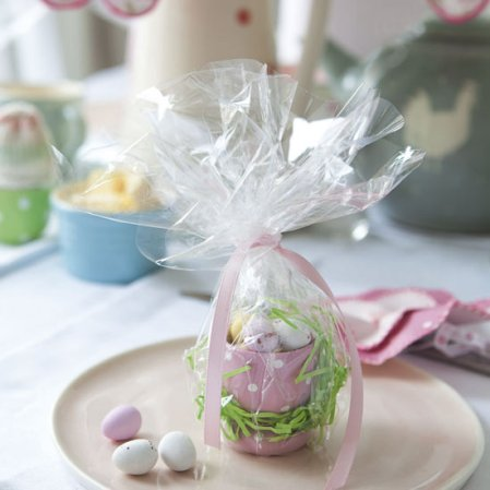 roomenvy  - cute Easter baskets