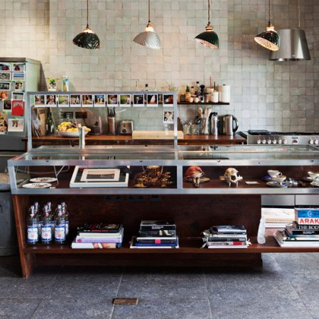 roomevy - industrial-chic kitchen