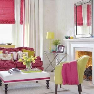 roomenvy - paint-box brights living room design idea