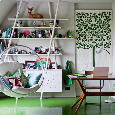 roomenvy - snug home office