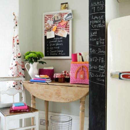 roomenvy - handy kitchen office area