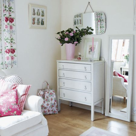 roomenvy - pretty painted furniture