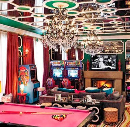 roomenvy - the ultimate games room