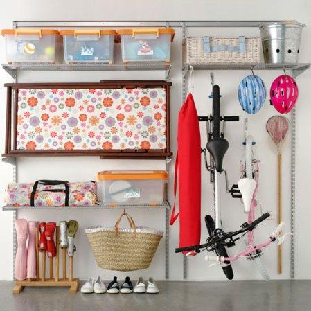 roomenvy - summery activities garage