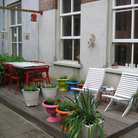 roomenvy - alfresco dining area