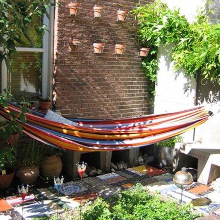 roomenvy - relaxing garden hammock