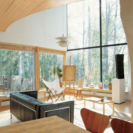 roomenvy - Nordic garden room