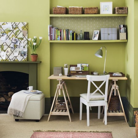 roomenvy - olive home office