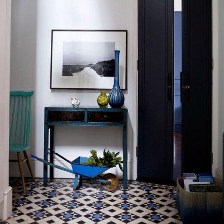 roomenvy - elegant hallway flooring