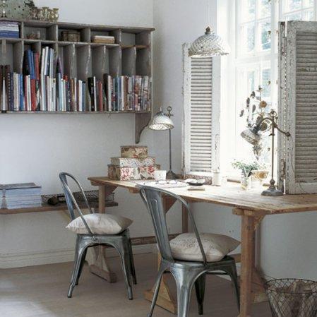 roomenvy - shabby-chic home office